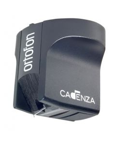 Ortofon Cadenza Black 9431 Low-output MC-cartridge.
