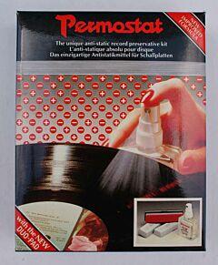 Milty Permostat antistatische vinylbehandelingsset.