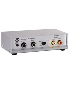 B-Tech BT26 Hifi Quality MM-Phono-Pre-Amp
